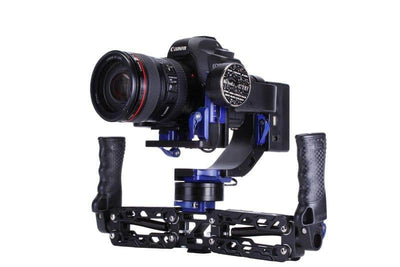 Handheld Gimbal - Nebula 4200 5-axis Gyroscope Stabilizer For 5DRS 5D3 5D2 A7S Gimbal