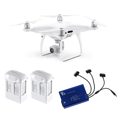 Phantom 4 Pro+ V2.0 Battery Combo (High Capacity)