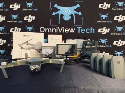 Mavic Pro + MORE! - Certified Pre-Owned