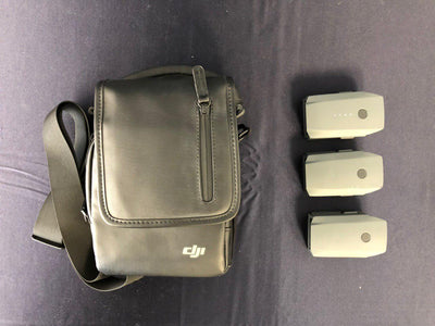 Mavic Pro Battery + Shoulder Bag - CERTIFIED PRE-OWNED