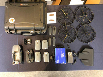 Mavic Pro + Case + Extras  - Certified Pre-Owned