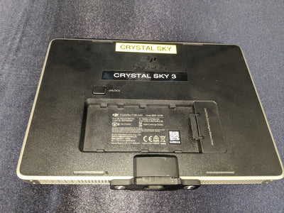 "CrystalSky 7.85"" HIGH BRIGHTNESS DISPLAY - CERTIFIED PRE-OWNED"