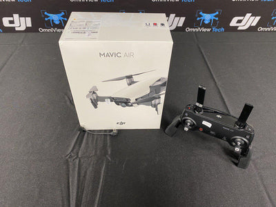 Mavic Air With Remote Controller - Certified Pre-Owned