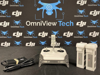 Phantom 3 Standard With Accessories- Certified Pre-Owned