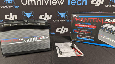 Hitec Phantom X4 Charger - AS IS