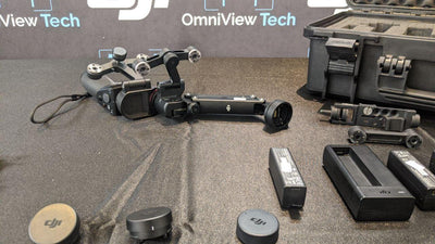 Osmo+ and Z-Axis - Certified Pre-Owned