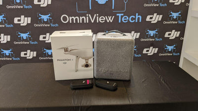 Phantom 4 with Original Packaging and ND Filters - Certified Pre-Owned