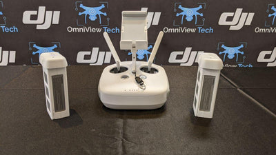 PHANTOM 3 ADVANCED with Backpack/Original Packaging - CERTIFIED PRE-OWNED