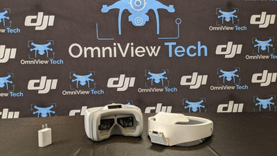 DJI Goggles with Original Packaging- Certified Pre-Owned