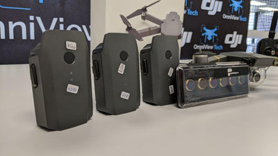 DJI MAVIC PRO + ACCESSORIES - Certified Pre - Owned