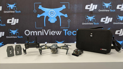 DJI MAVIC PRO + ACCESSORIES + ND Filters - Certified Pre - Owned
