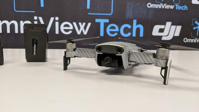 Mavic Air With Skin and extra Battery - Certified Pre-Owned