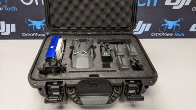 DJI MAVIC PRO FLY MORE COMBO + NANUK CASE + ND FILTERS - Certified Pre Owned