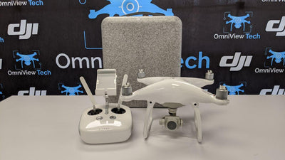 DJI PHANTOM 4 - Certified Pre-Owned