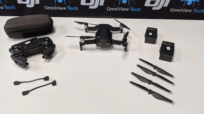 Mavic Air with Extra Battery and Accessories - Certified Pre-Owned