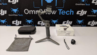 Osmo Mobile 3 Combo - Certified Pre Owned
