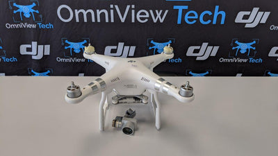 DJI Phantom 3 Advanced- As Is