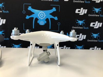 DJI PHANTOM 4 PRO - CERTIFIED PRE-OWNED