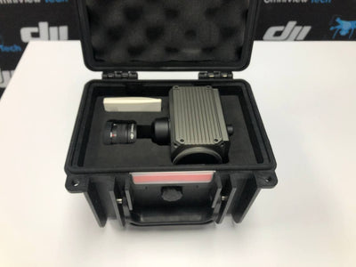 Matrice 210 v1.0 + Zenmuse XT2 Thermal Camera + Zenmuse Z30 30x Zoom Camera + CrystalSky 7.85in Ultra Bright - CERTIFIED PRE-OWNED