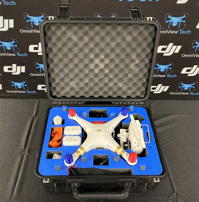Phantom 3 Professional With Case and Accessories- Certified Pre- Owned