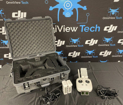 DJI Phantom 3 Pro-Certified Pre-Owned With Accessories