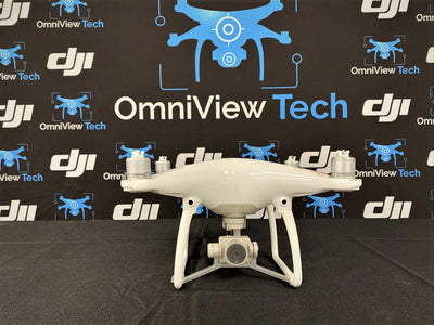 Phantom 4 With Accessories Plus Two Cases- Certified Pre-Owned