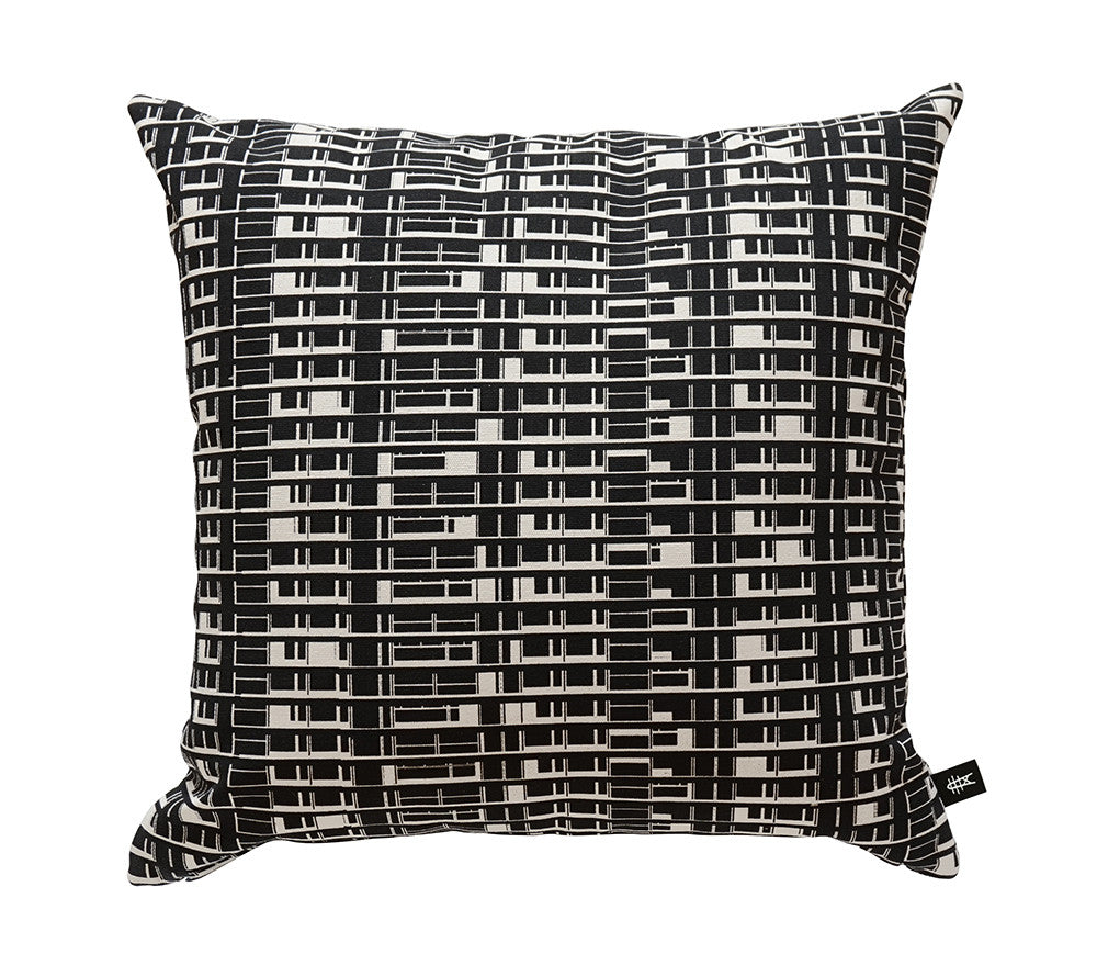 Cushion in soft Canvas - Apartments