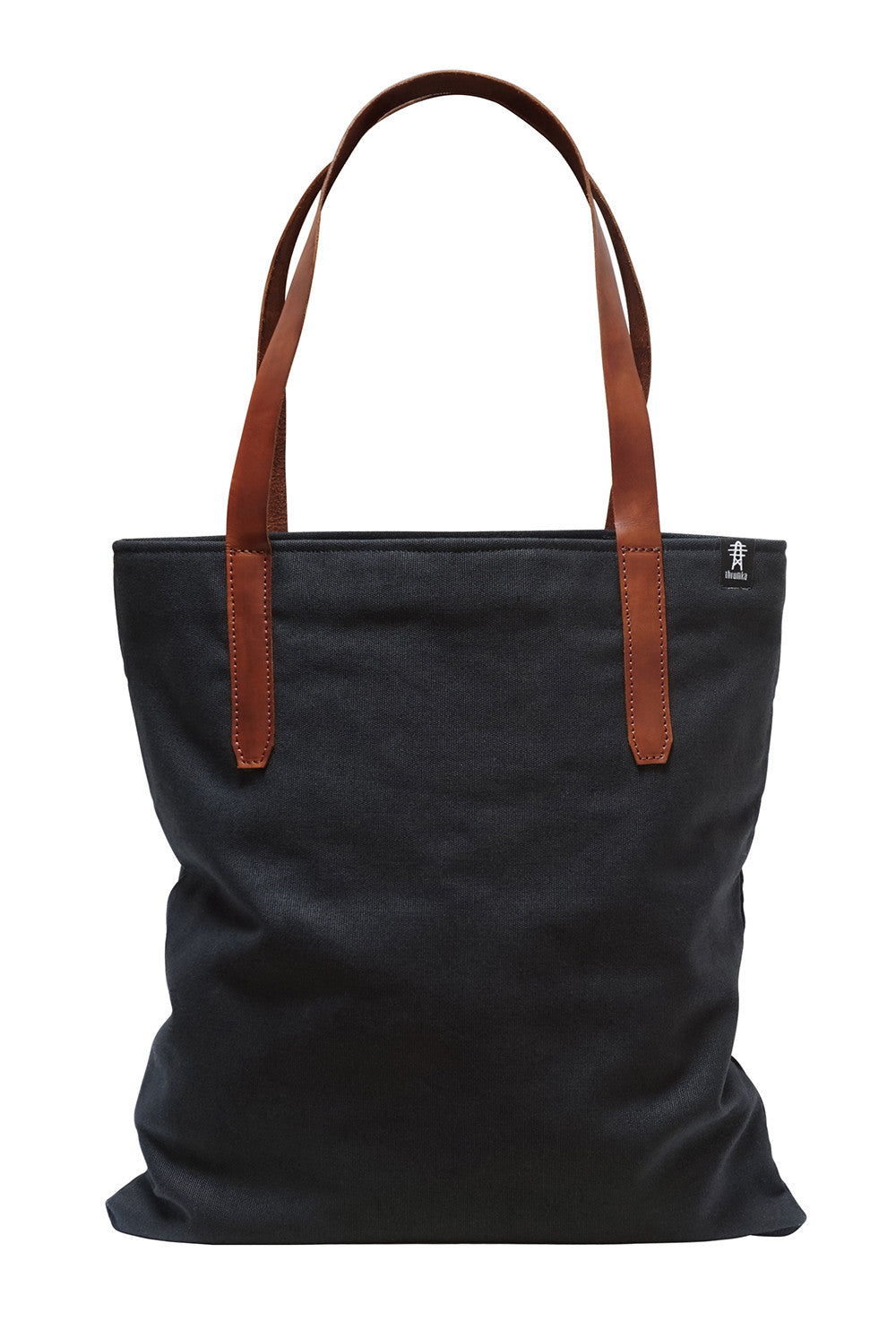 Tote Bag - Canvas Reversible - Drips