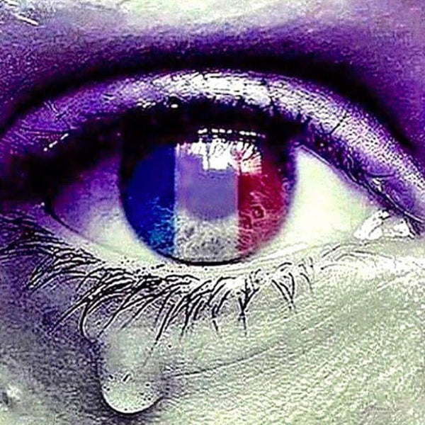 Pray for Paris - It's still NOT safe!