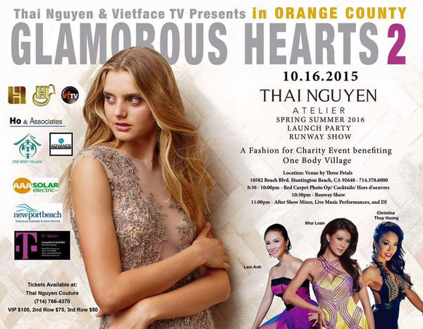 THAI NGUYEN Fashion Event