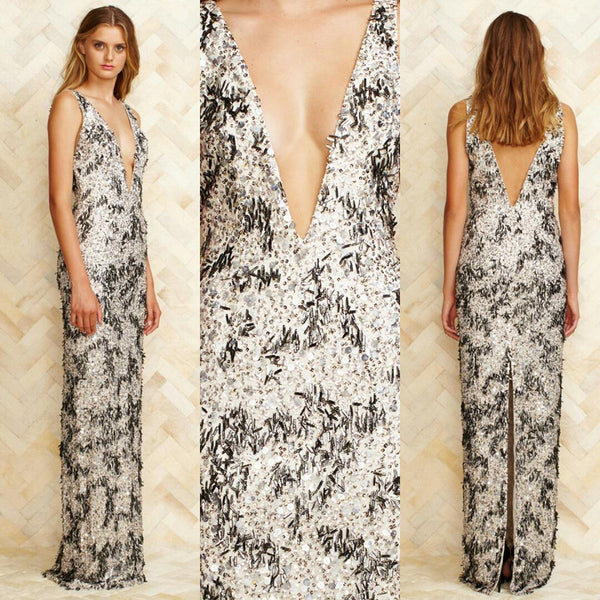 Gown BIANCA SS16G105