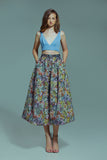 LOOK 04 - ISABELLA - TOP & SKIRT