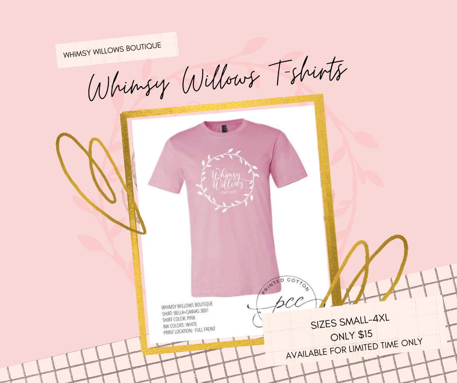 Whimsy Willows T-shirt