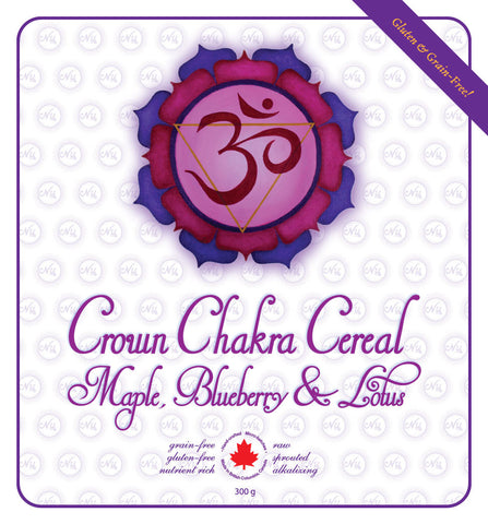 Crown Chakra Superfood Cereal