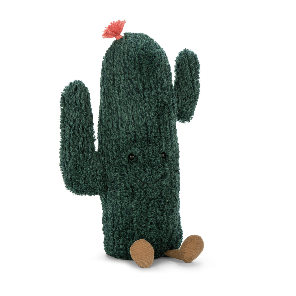 Amuseables Cactus Plush, Medium, 17 inches