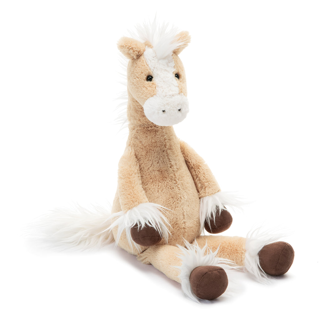 Pretty Pony Biscuit Stuffed Animal, 16 inches
