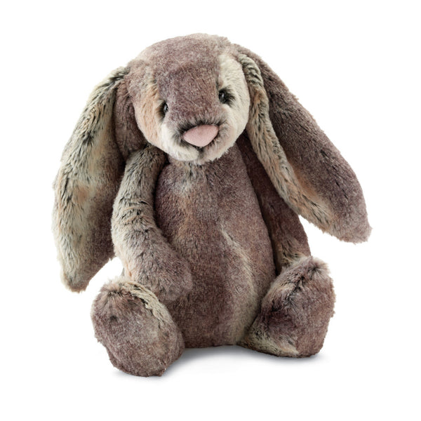 Bashful Woodland Bunny Stuffed Animal