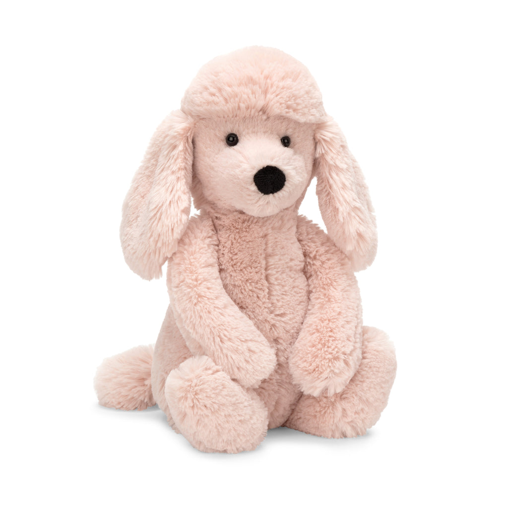 Bashful Blush Poodle Stuffed Animal