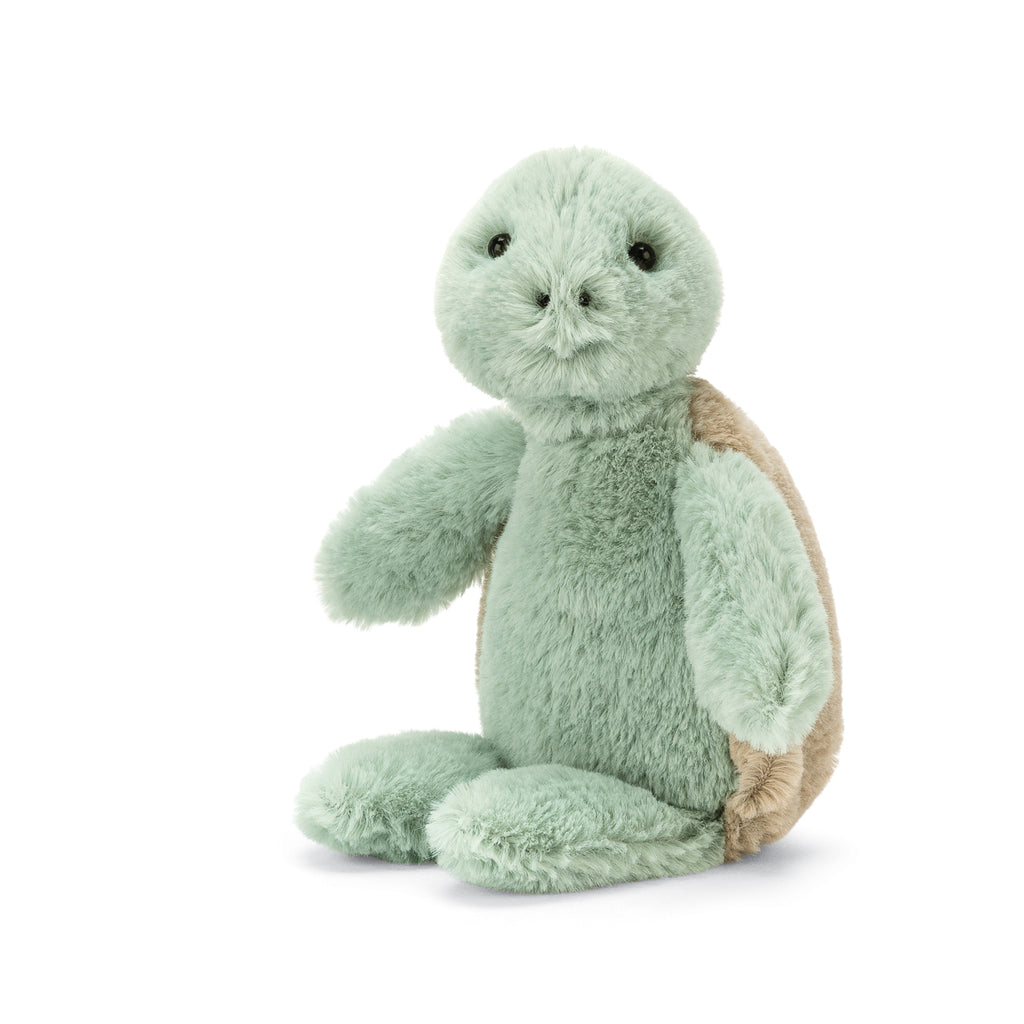Bashful Turtle Stuffed Animal, Small, 7 inches