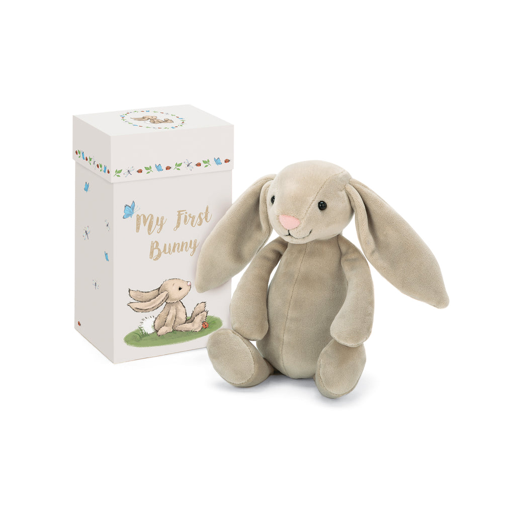 My First Bunny Stuffed Animal with Gift Box