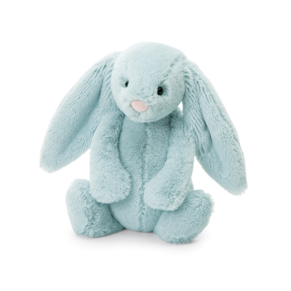 Bashful Beau Bunny Chime Rattle Stuffed Animal