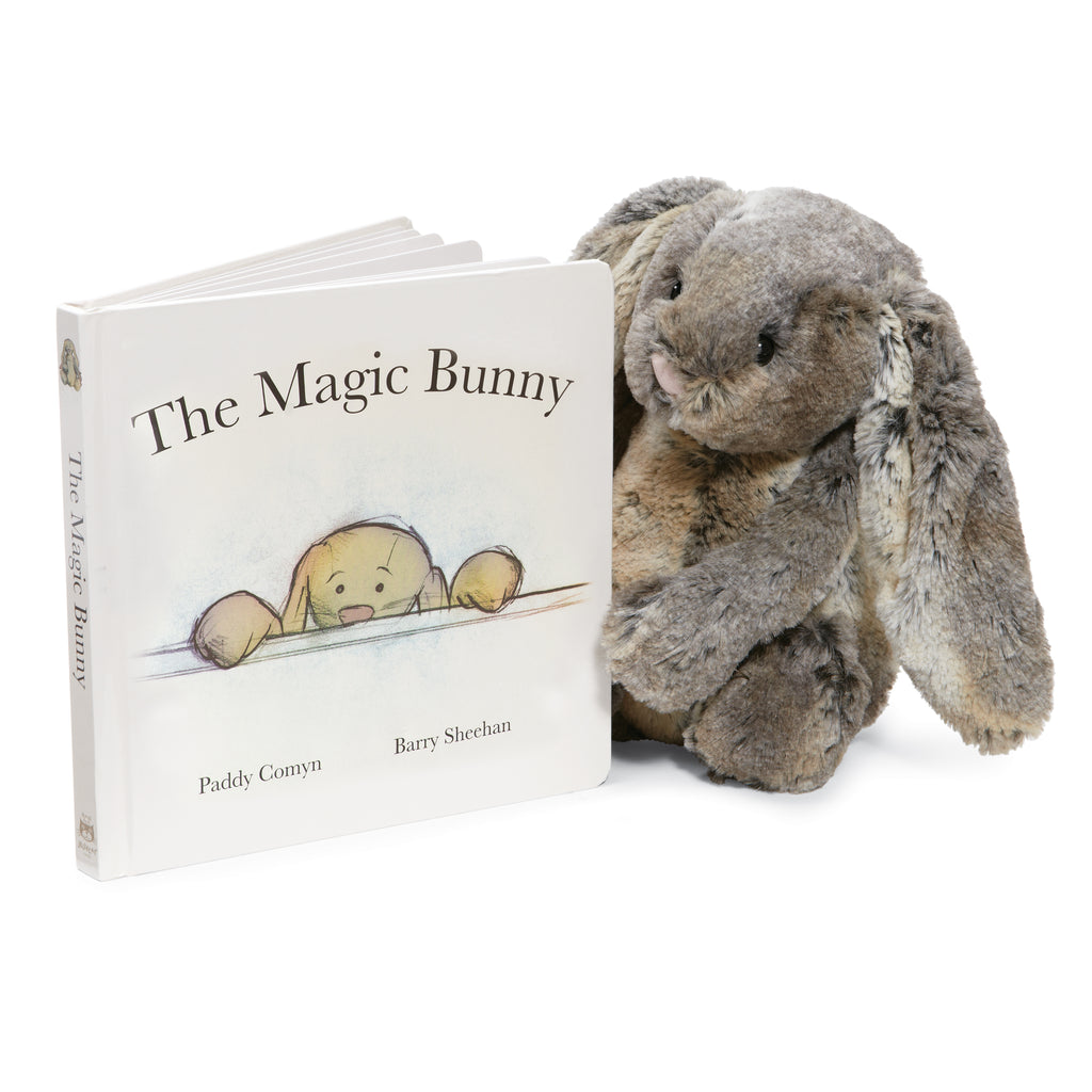 Magic Bunny Board Book and Woodland Bunny