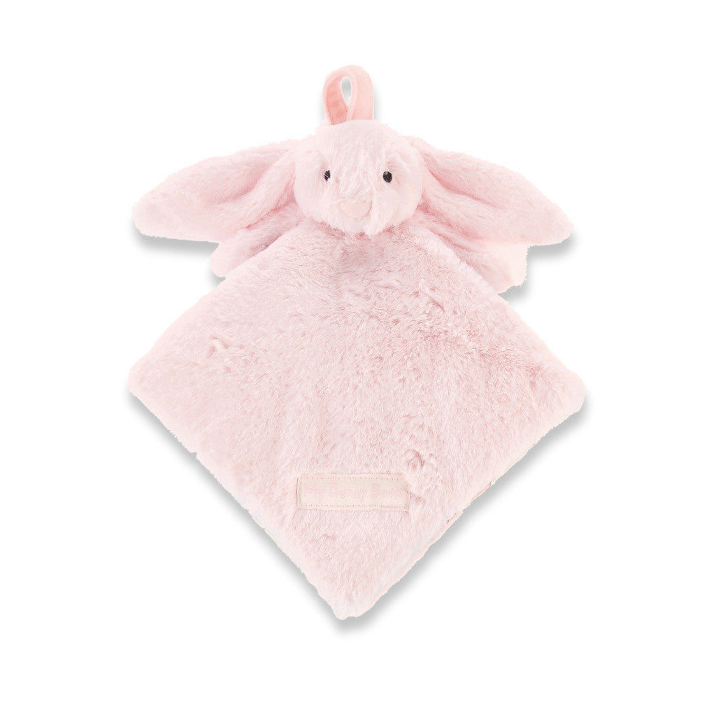 Sleepy Bunny Pink Book