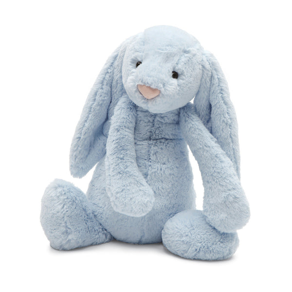 Bashful Blue Bunny, Large - 15 inches