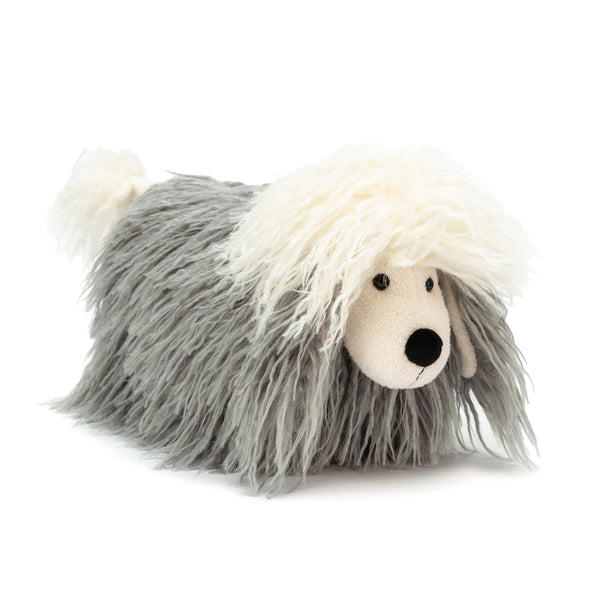 Charming Chaucer Dog Stuffed Animal, 12 inches