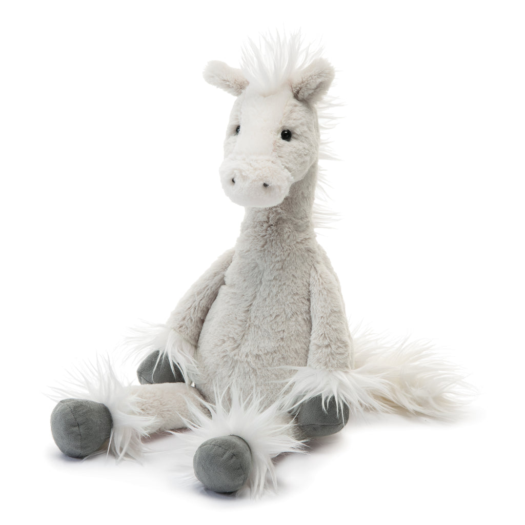 Pretty Pony Cinder Stuffed Animal, 16 inches