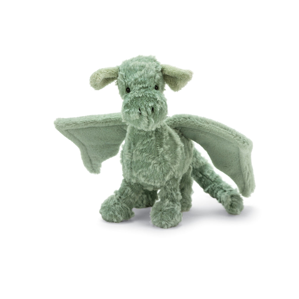 Drake Dragon Stuffed Animal, Little, 10 inches