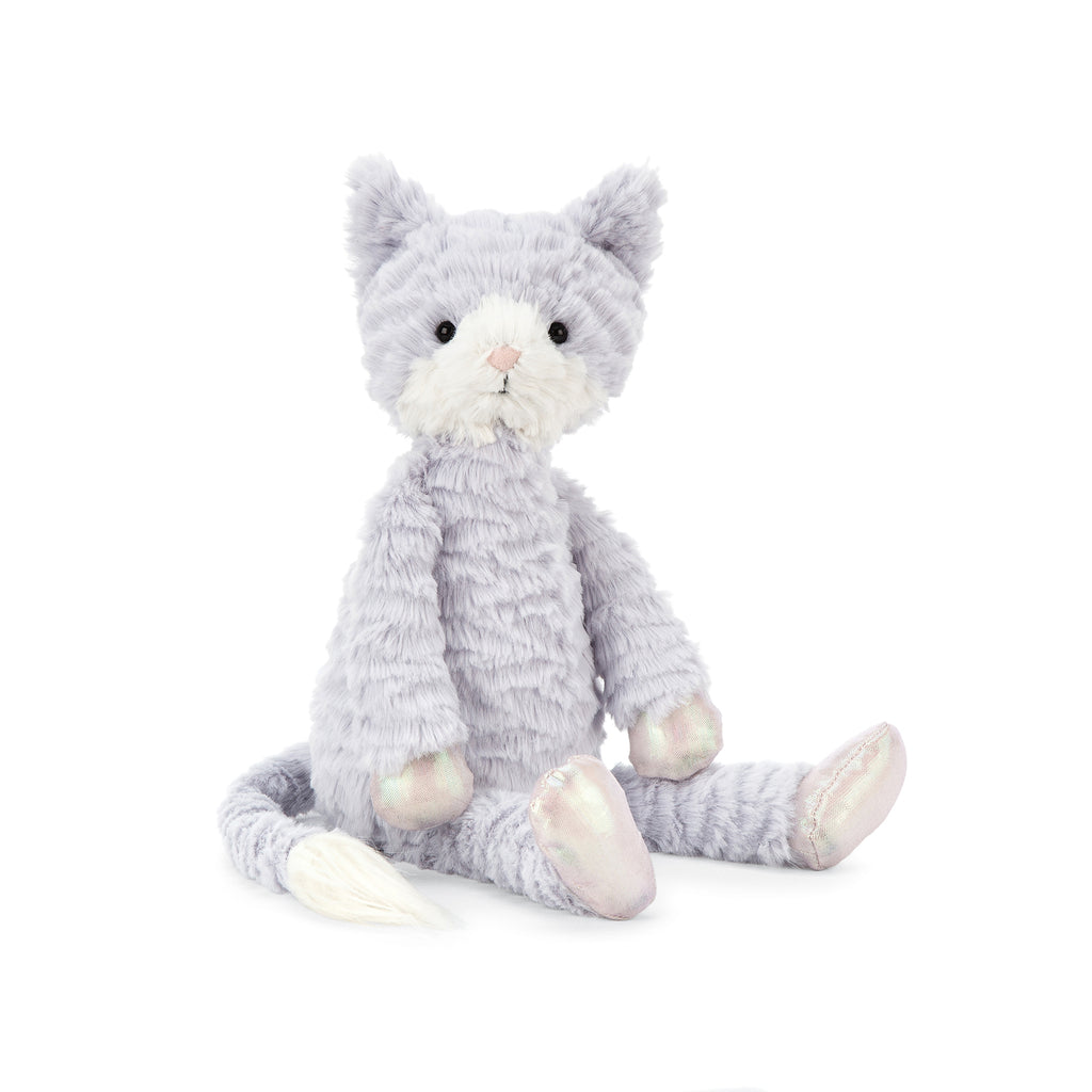 Dainty Kitten Stuffed Animal, Small, 7 inches
