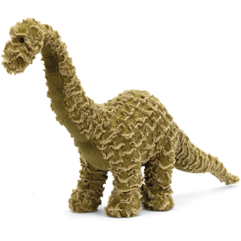 Delaney Diplodocus Dinosaur Stuffed Animal, 16 inches