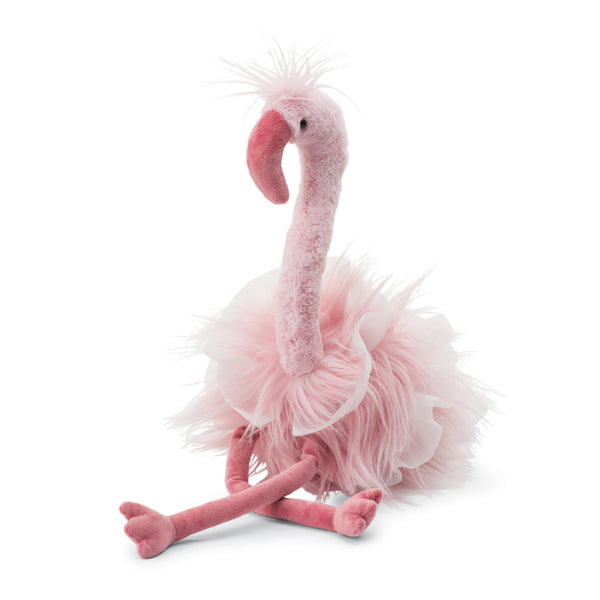 Flo Maflingo Flamingo Stuffed Animal, 19 inches